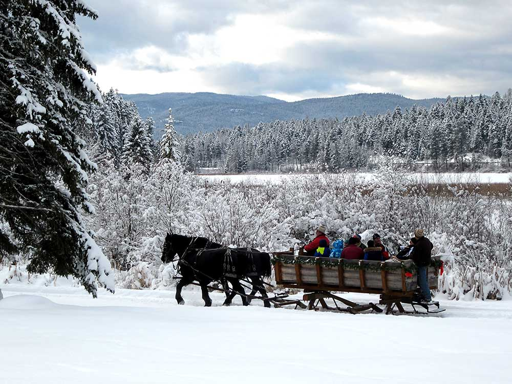 Best winter ranch vacations in the u s