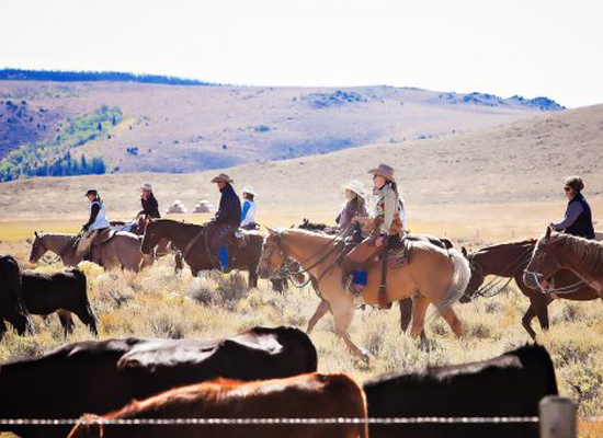 Cowgirl Up to Fight Breast Cancer at Brush Creek Ranch, Wyoming